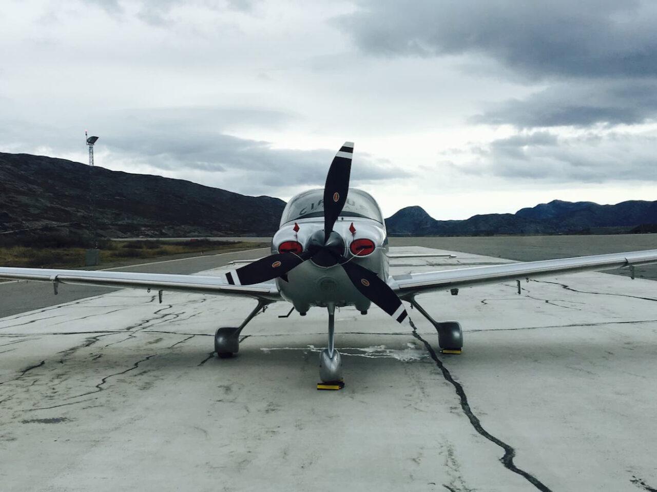 A – Kangerlussuaq Parking