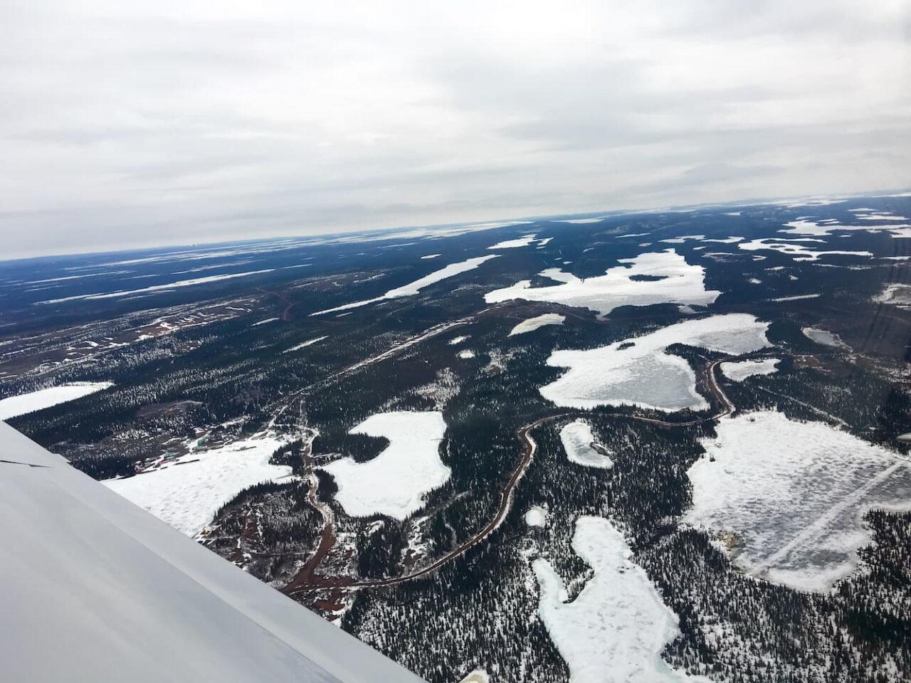 B – Approach Iqaluit (1)