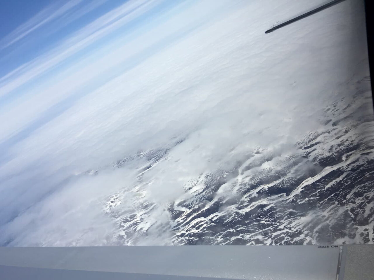 B – Approach Iqaluit (2)