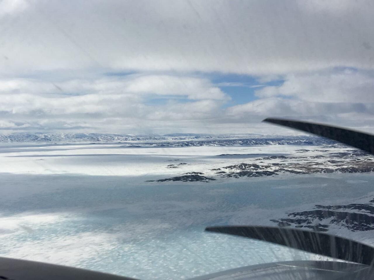 B – Approach Iqaluit (5)