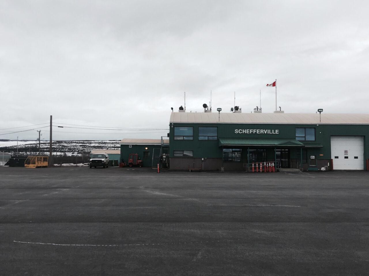 B – Schefferville terminal