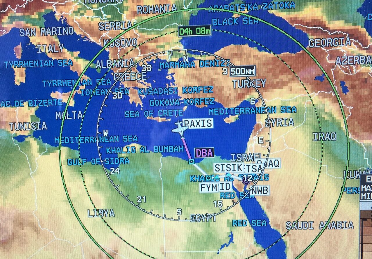 Egypt – here we come