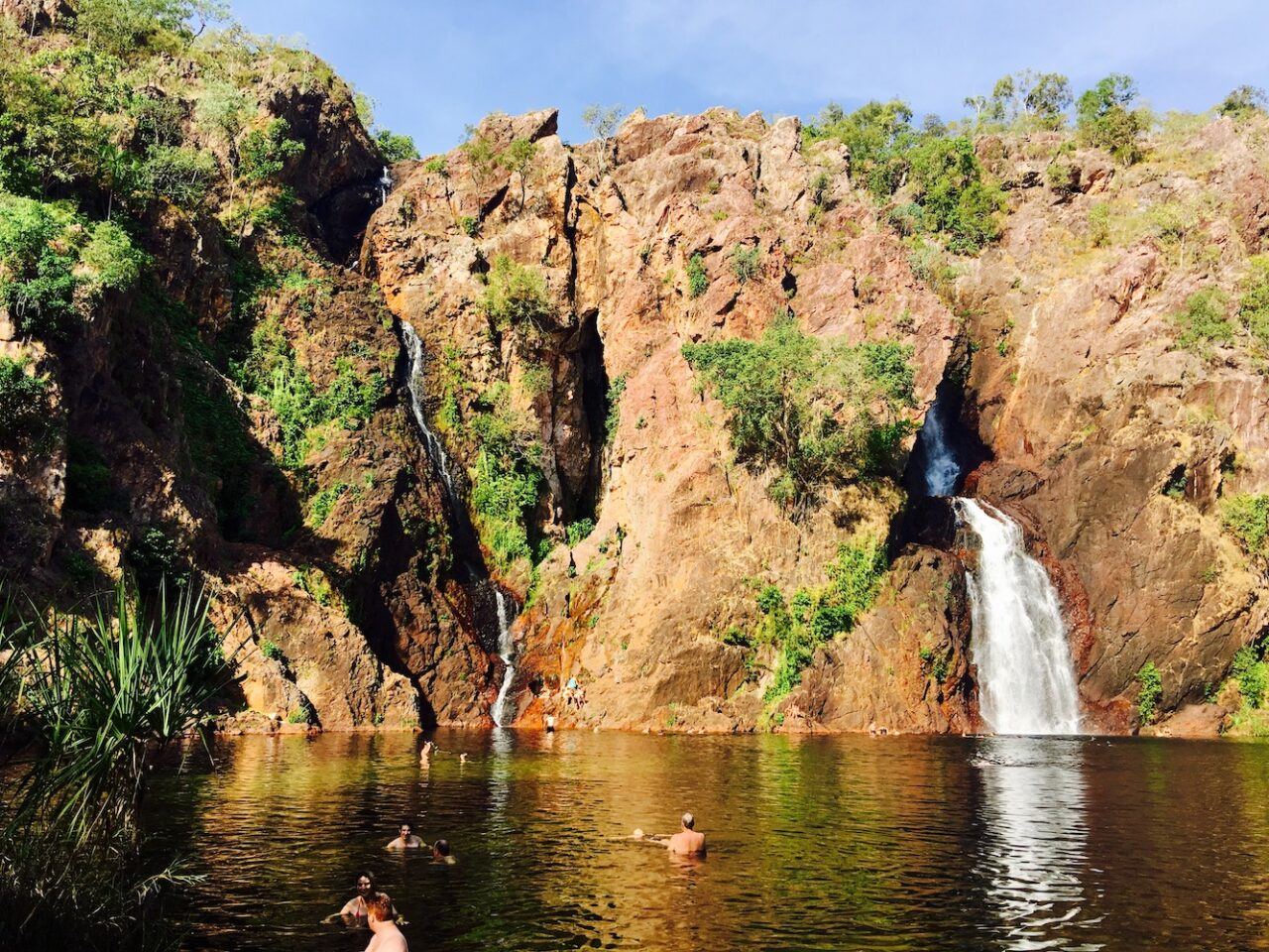 My swimming hole vs yours – if you find a better place for a dip, post it and I_ll retire this one