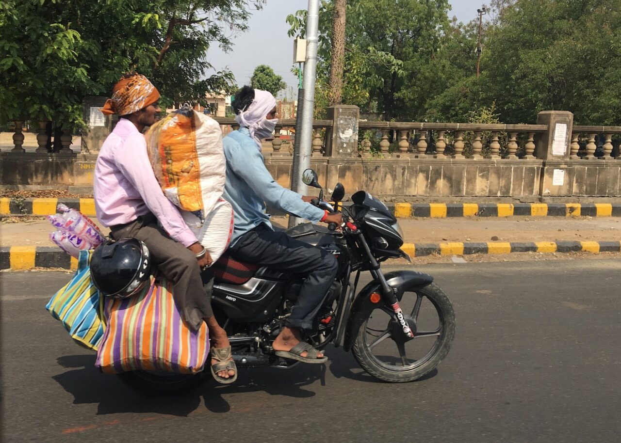 Uber – Indian Style