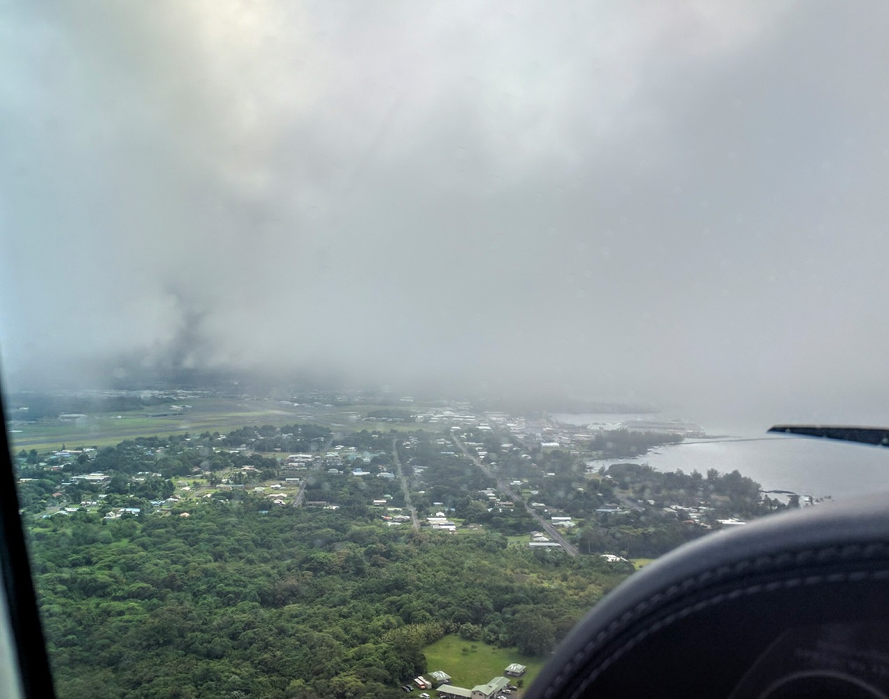 A3 – Can you find the airfield – Hilo socked in – circling approach to minimums