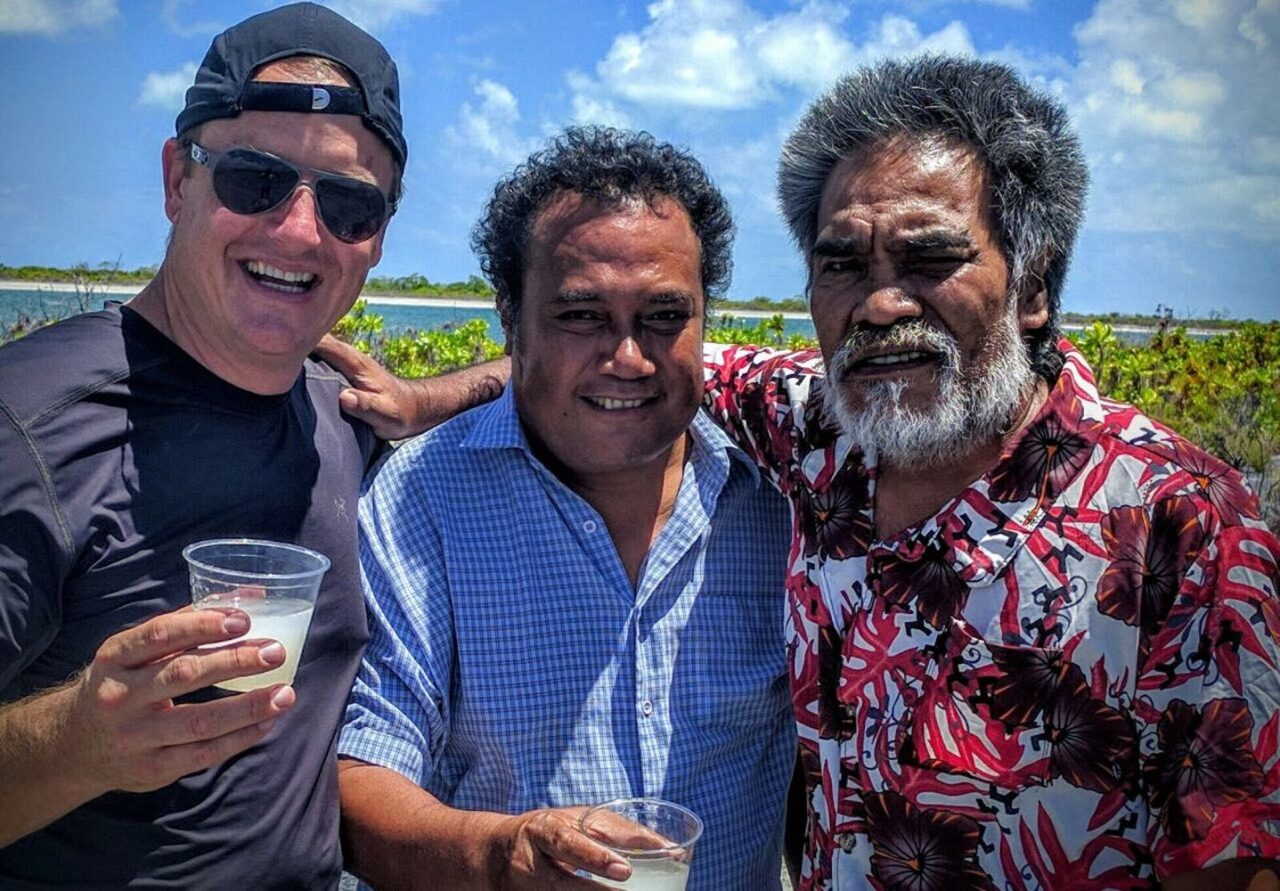 B – My Captain Cook Hosts – The Best