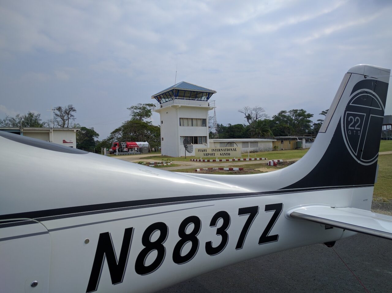 B – Pekoa International Ariport – Santo – Vanuatu