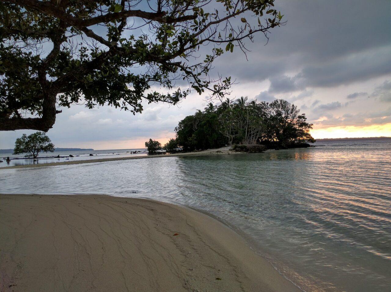 D – Sunrise Island