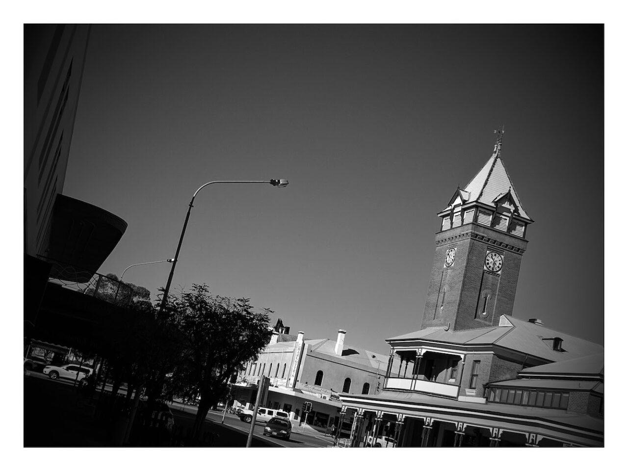 Downtown Broken Hill