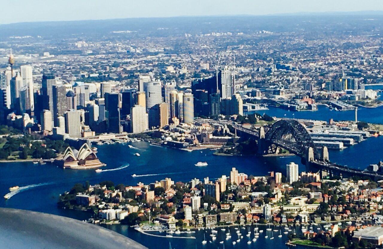 Sydney Hardor Scenic Route 1 – Perfect Day
