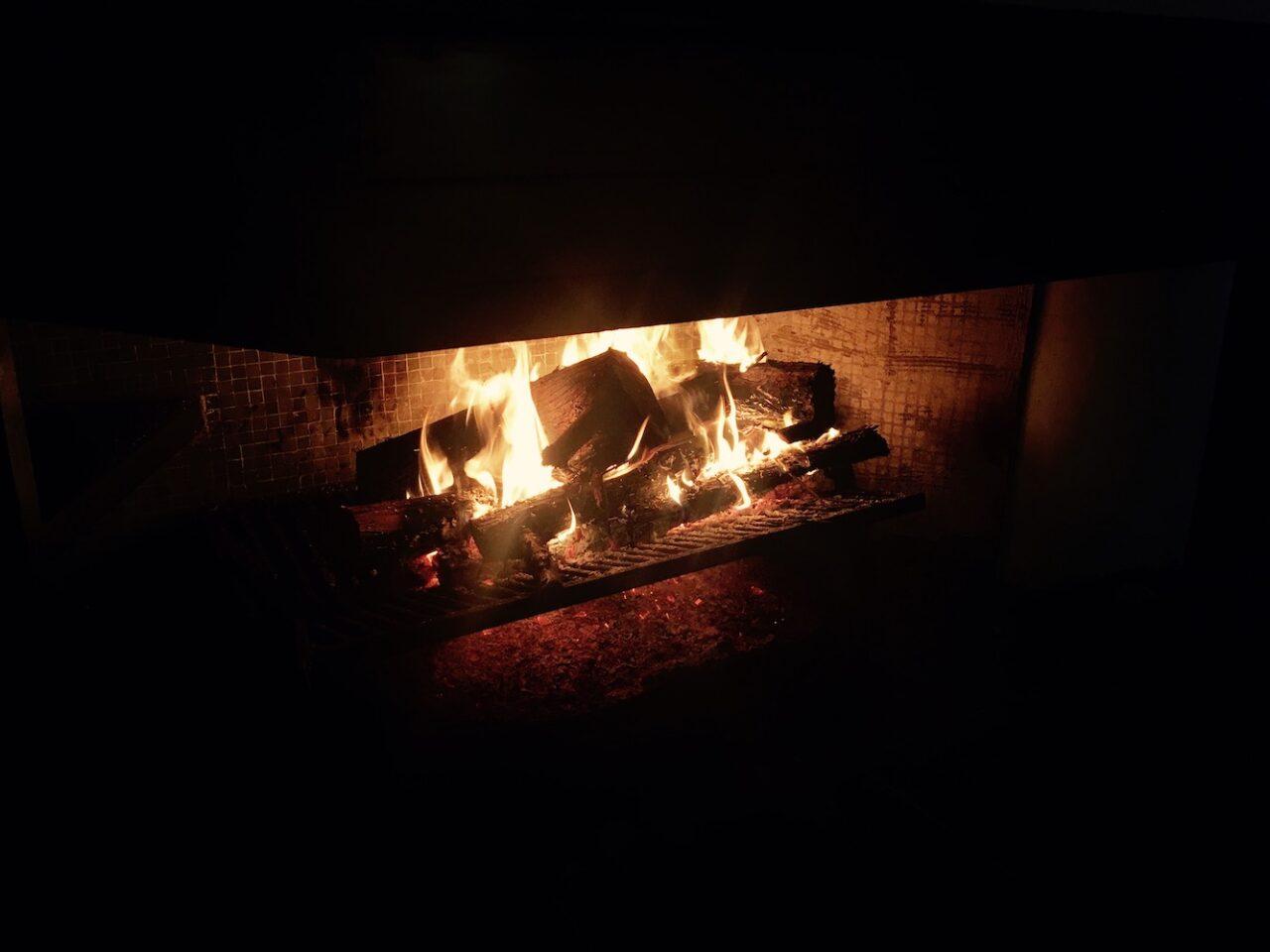 Winter in Sydney demands a little fire