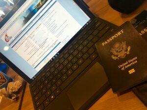 Make sure you get the visas
